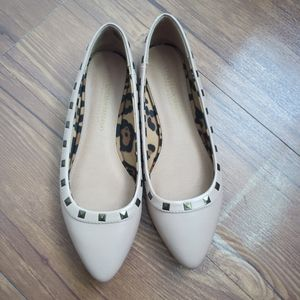 ♦️Christian Siriano Flat Shoes Size 61/2